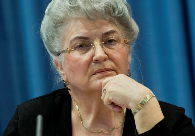 Na snímke predsedníčka Najvyššieho súdu SR Daniela Švecová
