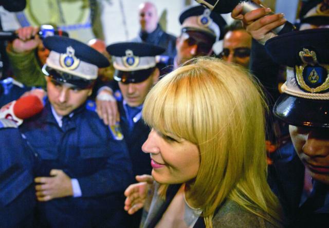 Rumunský parlament dnes schválil trestné stíhanie bývalej ministerky cestovného ruchu Eleny Udreovej ( na snímke)