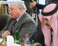 Čečenský prezident Ramzan Kadyrov stretol sa v Groznom s delegáciou sýrskej opozície