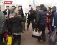 Utečenci vo Francúzsku organizujú protestné akcie
