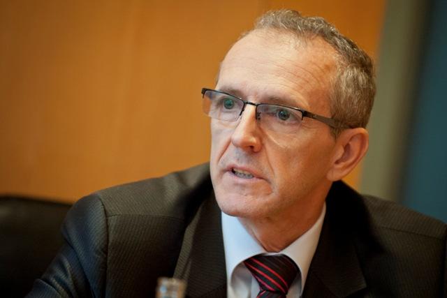 Na snímke poslanec Európskeho parlamentu Ivan Štefanec (EĽS, KDH)