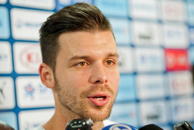 Na snímke útočník Michal Ďuriš (FC Viktoria Plzeň)