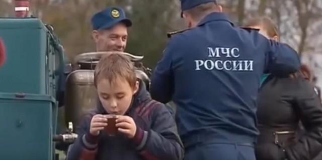 Na Kryme vytvorili 12 mobilných mestečiek, kde poskytujú všetky potrebné služby obyvateľstvu