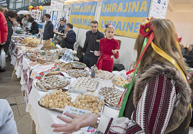 24. Vianočný bazár v Starej tržnici