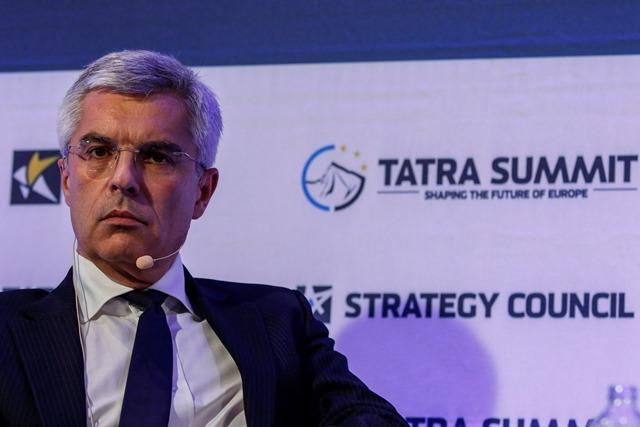 Na snímke  štátny tajomník Ministerstva zahraničných vecí a európskych záležitosti SR Ivan Korčok