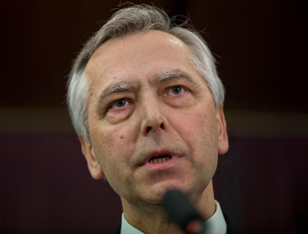 Na snímke podpredseda Národnej rady (NR) SR Ján Figeľ (KDH)