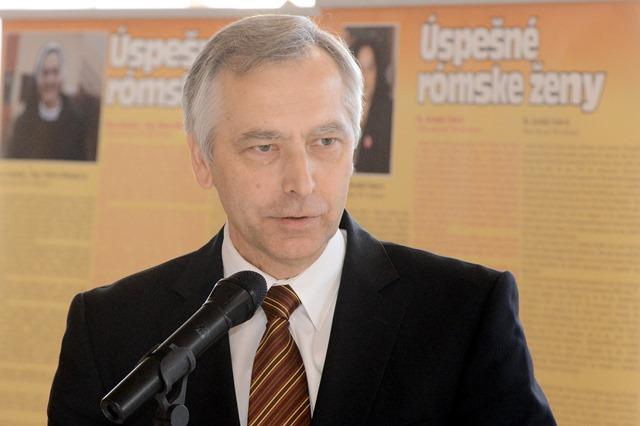 Na snímke podpredseda NR SR Ján Figeľ