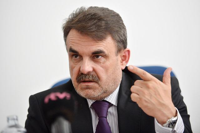 Na snímke generálny prokurátor SR Jaromír Čižnár