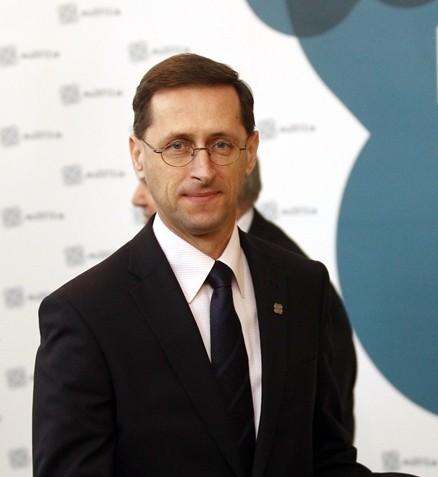Na snímke Mihály Varga