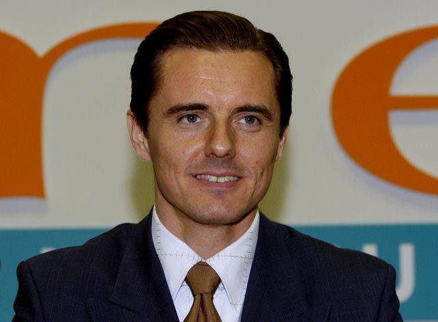 Na snímke Miloš Koterec