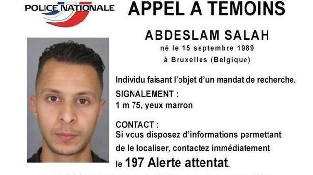 Hľadaný Salah Abdeslam, ktorý sa podieľal na parížskych útokoch, sa má momentálne nachádzať v Belgicku