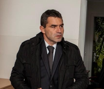 Na snímke bývalý starosta Marianky Radovan J.