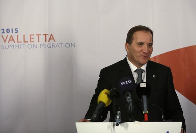Švédsky premiér Stefan Löfven