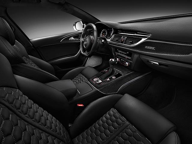 Audi RS 6 Avant/Innenraum