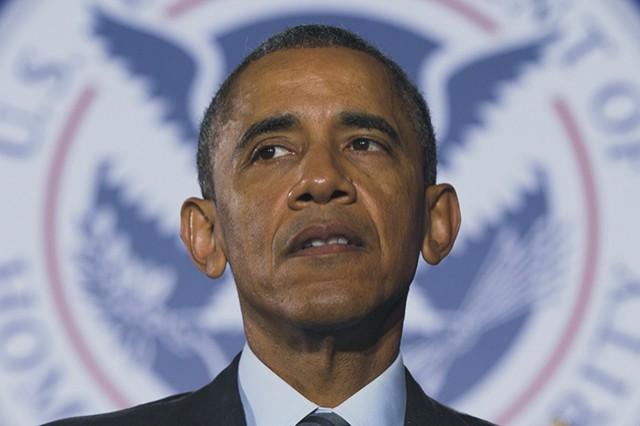 Na snímke americký prezident Barack Obama. Ilustračné foto