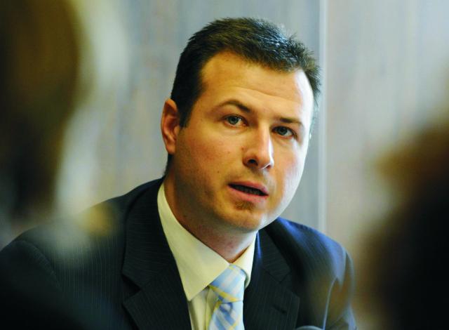 Na snímke Gábor Gál