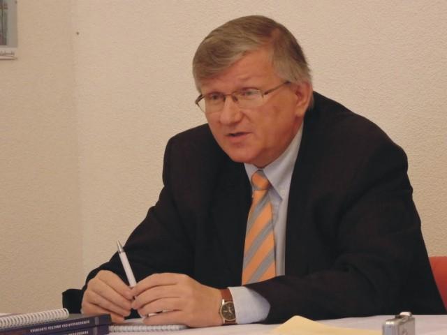 Na snímke poslanec Prešovského samosprávneho kraja Ivan Hopta