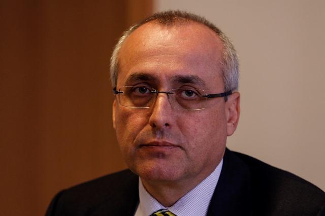 Na snímke minister spravodlivosti Tomáš Borec (nominant Smeru-SD)