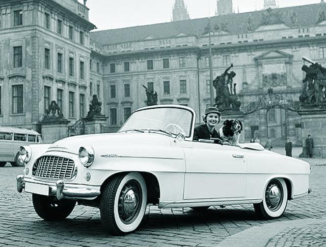 Legendárna Škoda Spartak má 60 rokov