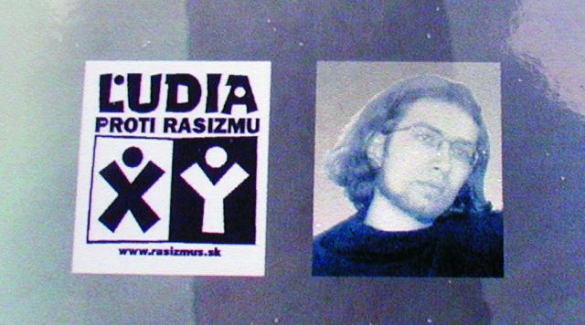 Na archívnej snímke Daniel Tupý
