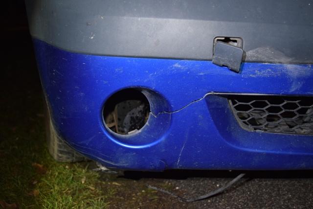 Na snímke dopravná nehoda