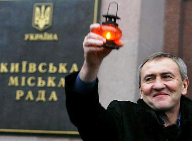 Bývalý primátor Kyjeva Leonid Černoveckij založil novú politickú stranu Šťastné Gruzínsko