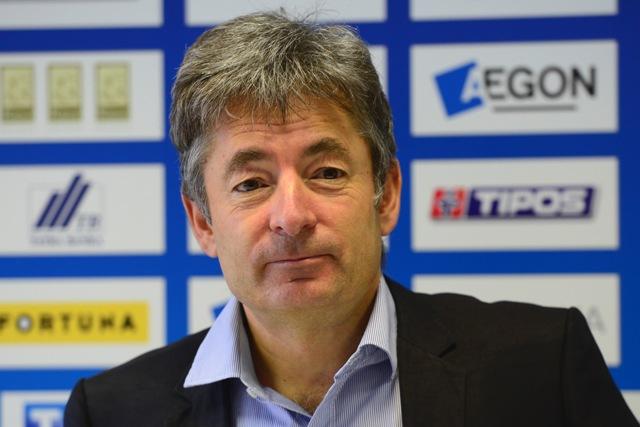 Na snímke generálny sekretár Slovenského tenisového zväzu (STZ) Igor Moška