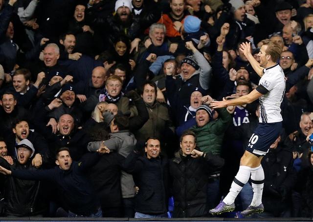 Na ilusračnej snímke hráč Tottenhamu Harry Kane