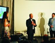 Združenia kresťanských spoločenstiev mládeže oslavuje svoje 25. naredeniny. Predseda združenia Ján Buc, ktorý je vo vedení desiaty rok, sa vo svojom príhovore poďakoval všetkým, ktorých úsilie pomohlo prinášať mladým chuť zo života