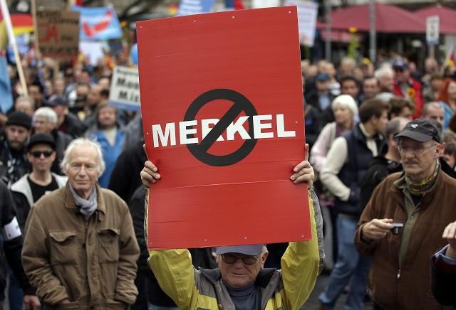 "Nemeckým občanom nepomôžu slová ""My to zvládneme"""