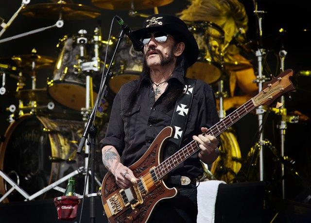 Na snímke Lemmy Kilmister