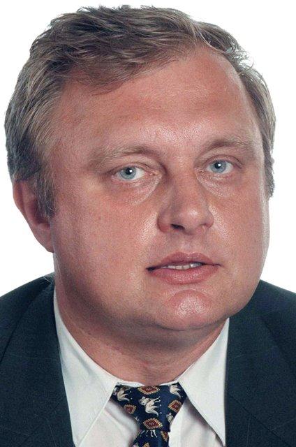 Na snímke z roku 1999 český eurposlanec Miloslav Ransdorf