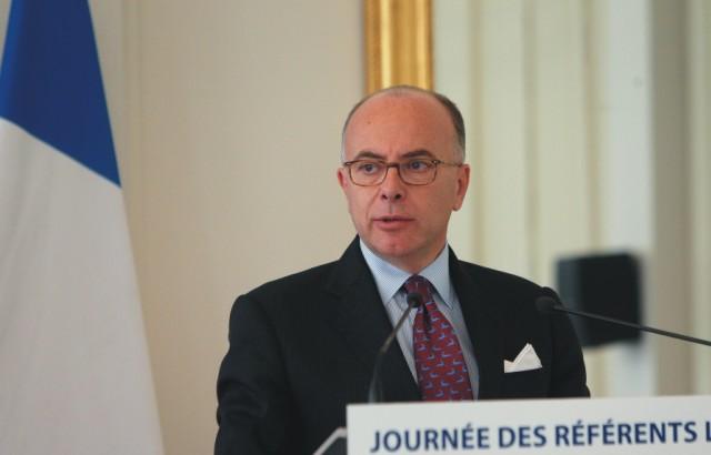 Francúzsky minister vnútra Bernard Cazeneuve