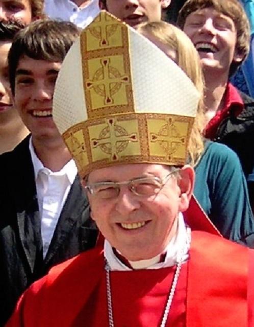 Na snímke kardinál Kurt Koch, predseda Pápežskej rady pre jednotu kresťanov