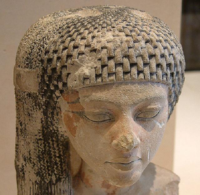Meritaten, (nevlastná) sestra egyptského faraóna Tutanchamona
