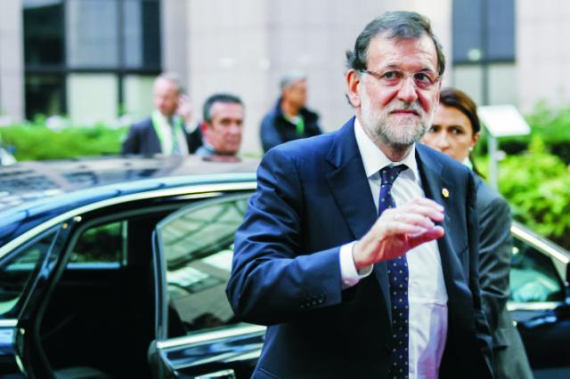 Španielsky premiér Mariano Rajoy