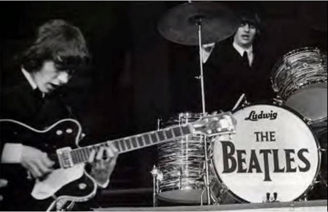 Snímka z čias pôsobenia The Beatles, slávnych chlapcov z Liverpoolu