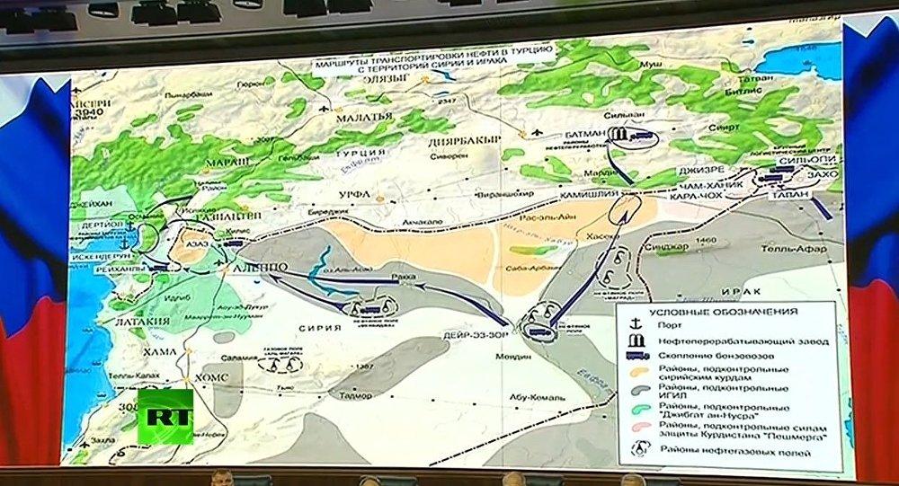 Všetky tri cesty ropy ukradnutej teroristami z ISIL k jej spracovaniu vedú do Turecka.