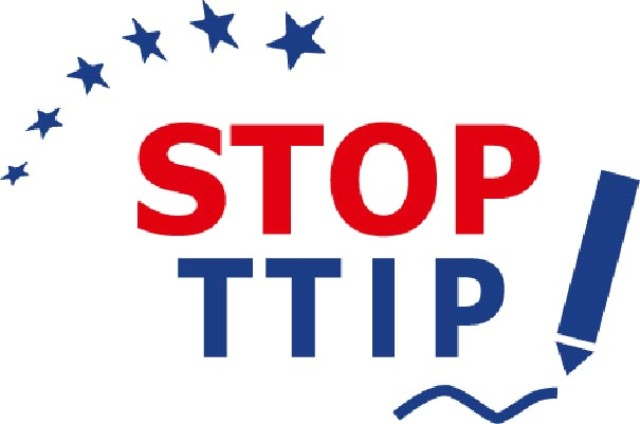 Logo Aliancie STOP TTIP