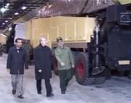 Irán prezentoval aj ďalšiu tajnú podzemnú základňu s raketovými systémami