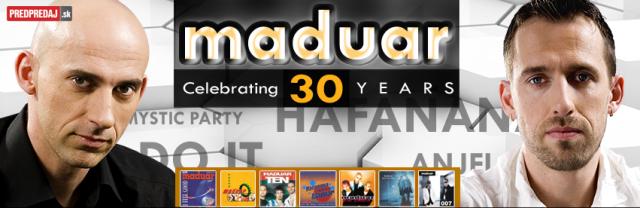 Na snímke skupina Maduar