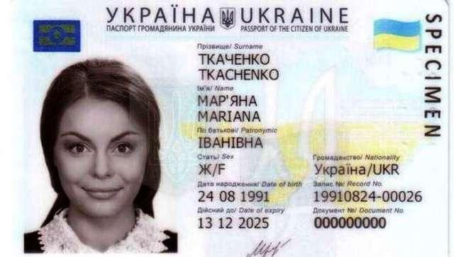 Na Ukrajine občanom začali vydávať nové biometrické občianske preukazy vo forme ID-kariet