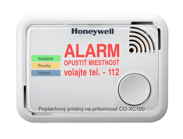 Poplachový prístroj - Honeywell