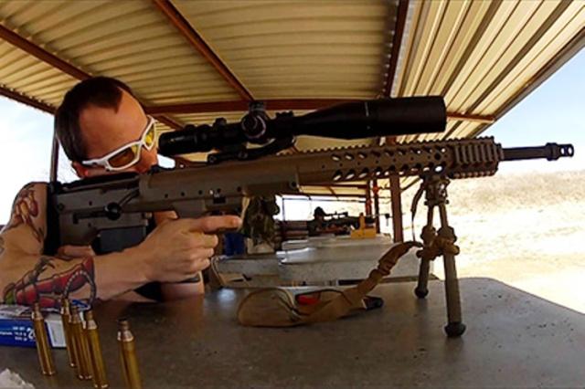 USA zásobujú ukrajinskú armádu snajperskými puškami