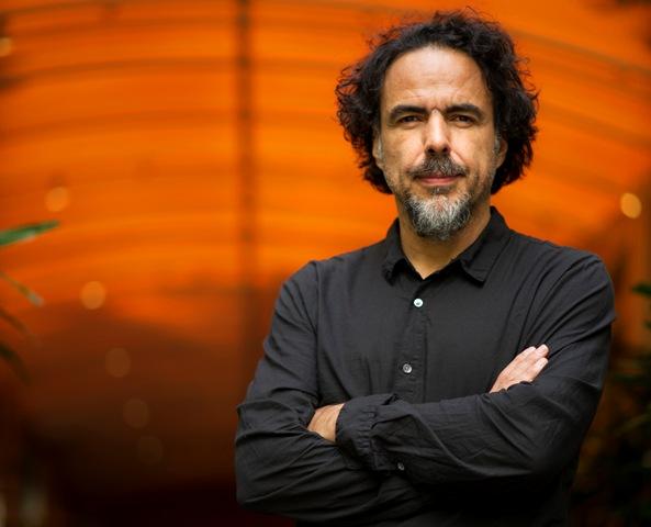 Na snímke Alejandro González Iňárritu