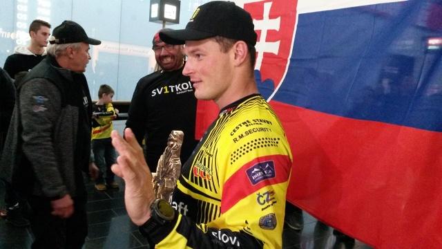 """Štefan Svitko sa dnes vrátil z úspešného """"ťaženia"""" na Rely Dakar"""