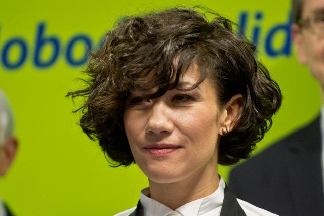 Na snímke podpredsedníčka parlamentného ľudskoprávneho výboru Lucia Nicholsonová (SaS)