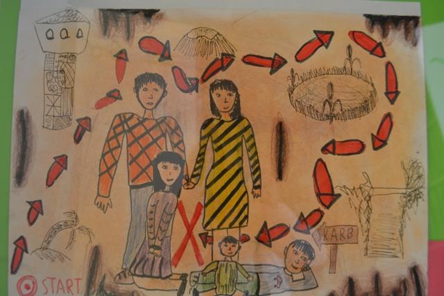 Knižnica pre mládež mesta Košice pozýva na výstavu výtvarných prác židovských, kresťanských a moslimských detí Moja rodina je poklad