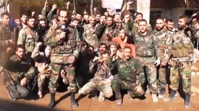 Vojaci sýrskej armády v mestečku Harast blízko Damasku objavili celé podzemné mesto, ktoré vybudovali islamisti