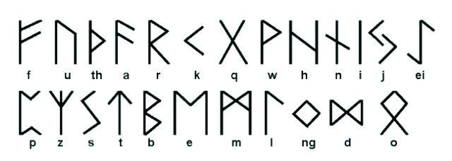 Staroslovanské rúnové písmo